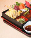 Japanese Bento Lunch set Royalty Free Stock Photo