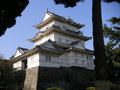 Japanese Castle Stock Photography