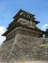 Japanese Castle 2 Stock Photo