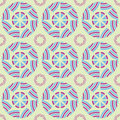 Japanese Circle Pattern Royalty Free Stock Photo