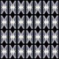 Japanese Classic Diamond Vector Seamless Pattern Royalty Free Stock Photo