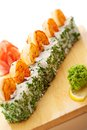 Japanese Cuisine - Sushi Stock Images
