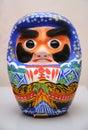Japanese doll Royalty Free Stock Photo