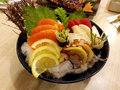 Asian Food - Japanese Food Royalty Free Stock Photo