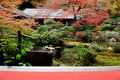 Japanese Garden Royalty Free Stock Photos