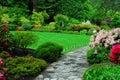 Jardín en jardín
