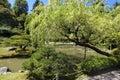 Japanese Garden In Seattle, WA...