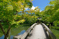 Japanese Gardens Stock Images