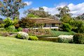 Japanese gardens tea house in the in cowra australia Stock Images