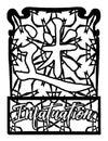 Japanese Kanji Symbol for Infatuation