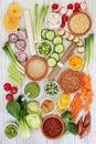 Japanese Macrobiotic Health Food