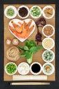 Japanese Macrobiotic Food
