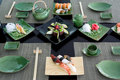 Japanese meal Royalty Free Stock Image