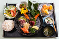 Japanese meal Royalty Free Stock Photo