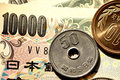 Japanese money Royalty Free Stock Photo