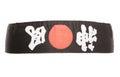 Japanese ninja headband