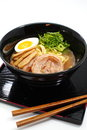Japanese noodle, Ramen Royalty Free Stock Image