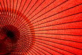 Japanese Oriental umbrella Stock Photography