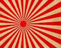 Japanese rising sun sunbeams Royalty Free Stock Photography