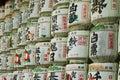 Japanese Sake drums