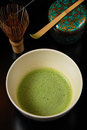 Japanese tea ceremony Royalty Free Stock Photo