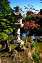 Japanese Tea Garden, San Francisco Royalty Free Stock Images