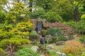 The Japanese Tea Garden, San Francisco. Royalty Free Stock Photo
