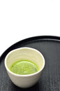 Japanese tea matcha. Royalty Free Stock Photos