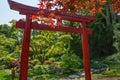 Japanese Tori Garden