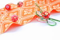 Japanese Traditional Crafts for New Year`s Day Royalty Free Stock Photo