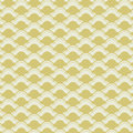 Japanese waves seamless pattern with for background Royalty Free Stock Photo