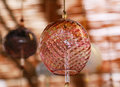 Japanese wind-bell Royalty Free Stock Photo