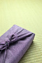 Japanese wrapping cloth Royalty Free Stock Photo
