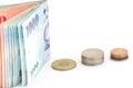Japanese yen money Royalty Free Stock Photo