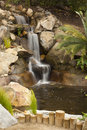 Japanese Zen Garden Stream Stock Photography