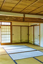 Japenese interior japanese style inspired décor Royalty Free Stock Photos