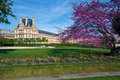 Jardin des Tuileries (The Tuileries Garden), Pari Royalty Free Stock Images