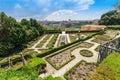 Jardins palacio de cristal do porto portugal Stock Image
