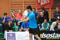 Jarolim vicen badminton Photo libre de droits
