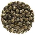 Jasmin Pearls Green Tea from China Royalty Free Stock Photo