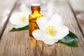 Jasmine Oil Royalty Free Stock Photo