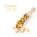 Jasmine tea. Stock Images
