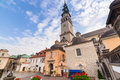 Jasna gora monastery in czestochowa city poland Royalty Free Stock Photography