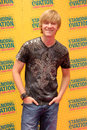 Jason dolley the stands at standing ovation los angeles premiere universal citywalk amc theatres universal city ca Royalty Free Stock Images