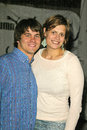 Jason Ritter,Maryanna Palka Royalty Free Stock Photos