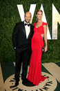 Jason Statham, Rosie Huntington Whiteley Stock Images