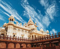 Jaswant thada Stock Photos