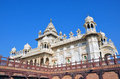 Jaswant thada in jodhpur india Stock Photo