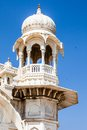 Jaswant thada in jodhpur rajasthan Royalty Free Stock Photography