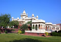 Jaswant Thada mausoleum in India Royalty Free Stock Photo